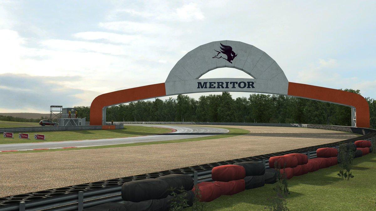 RaceRoom Most Autodrom 2