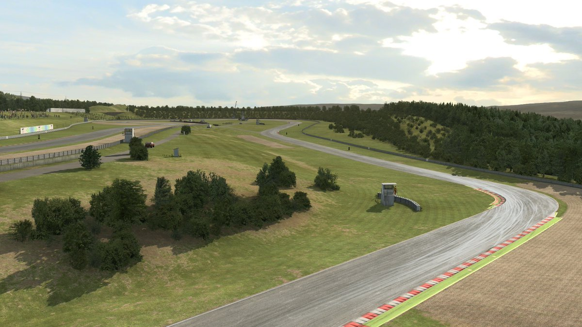 RaceRoom Most Autodrom 4