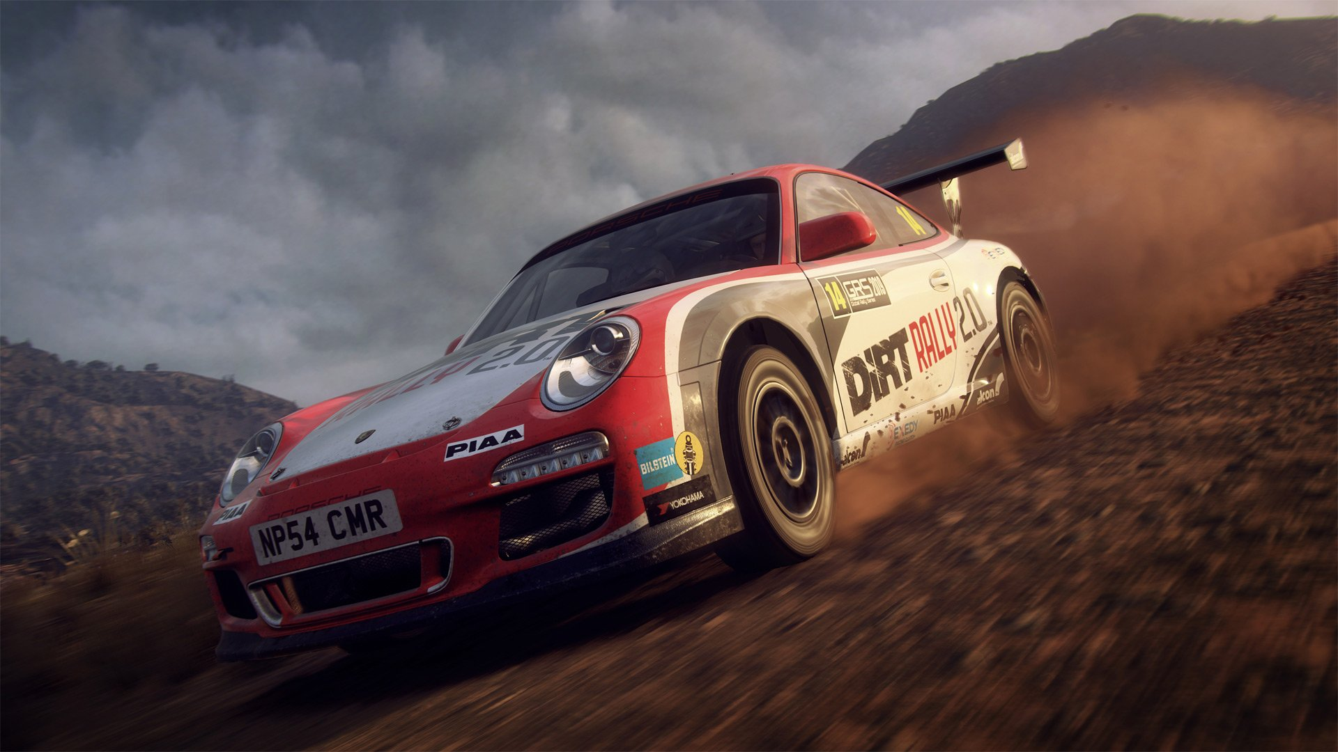 DiRT Rally 2.0 Porsche 911 RGT Rally Spec