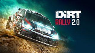 DiRT Rally 2.0 banner