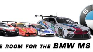 iRacing BMW M8 GTE Preview 1