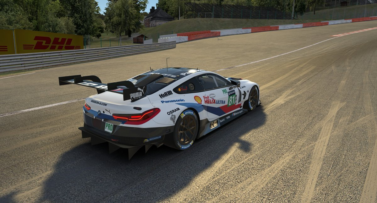 iRacing BMW M8 GTE Preview 2