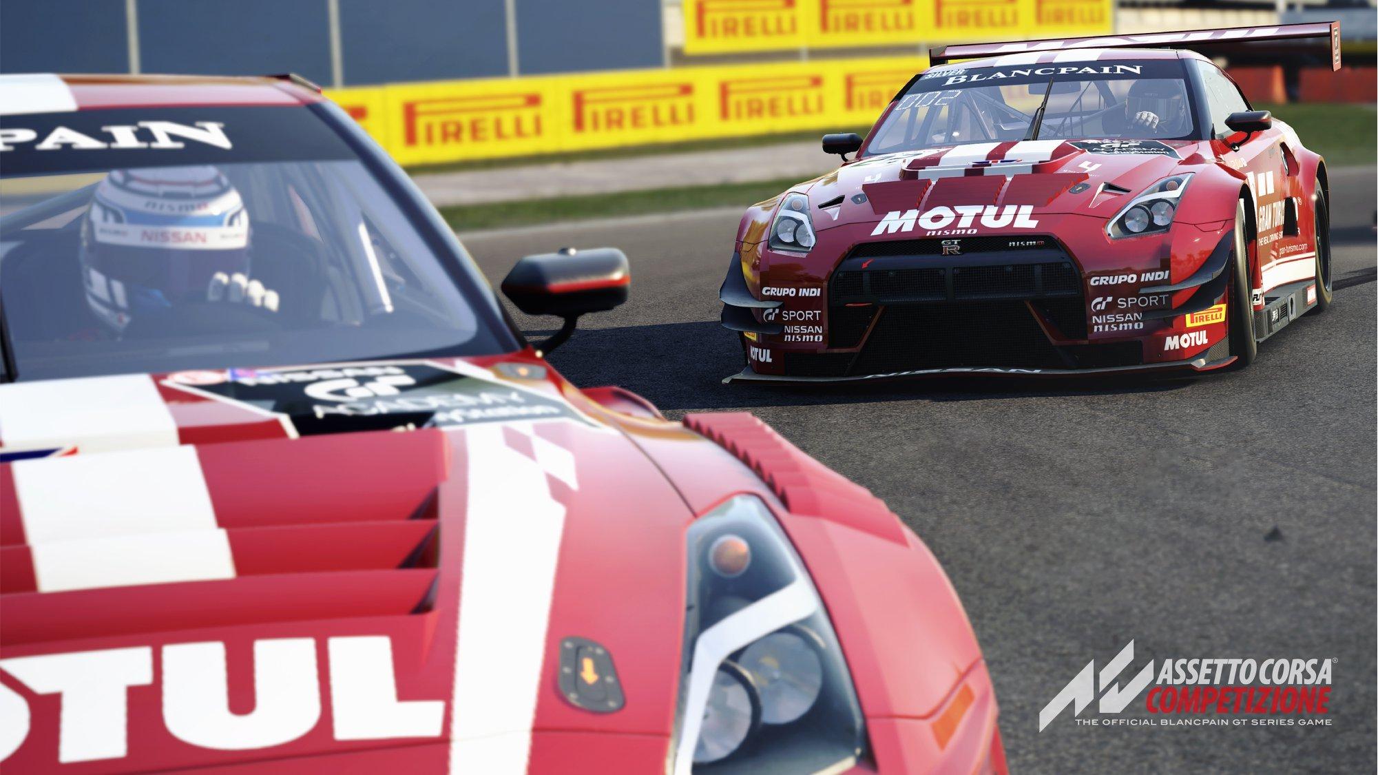 Assetto Corsa Competizione Release 6 2