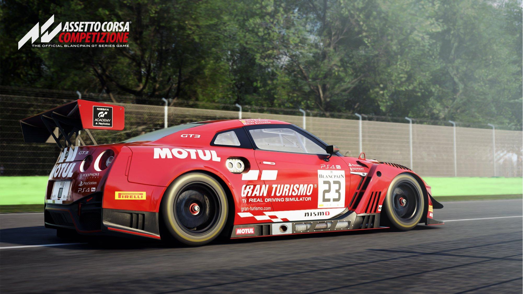 Assetto Corsa Competizione Release 6 4