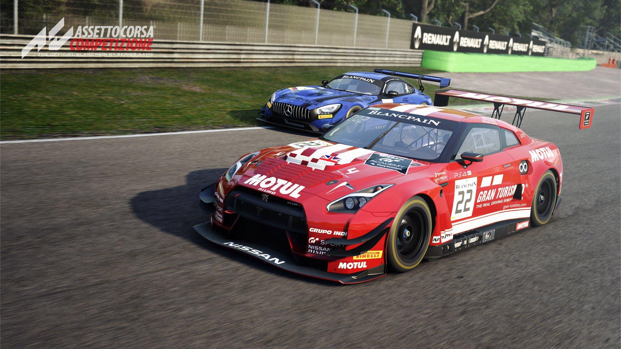 Assetto Corsa Competizione Release 6 8