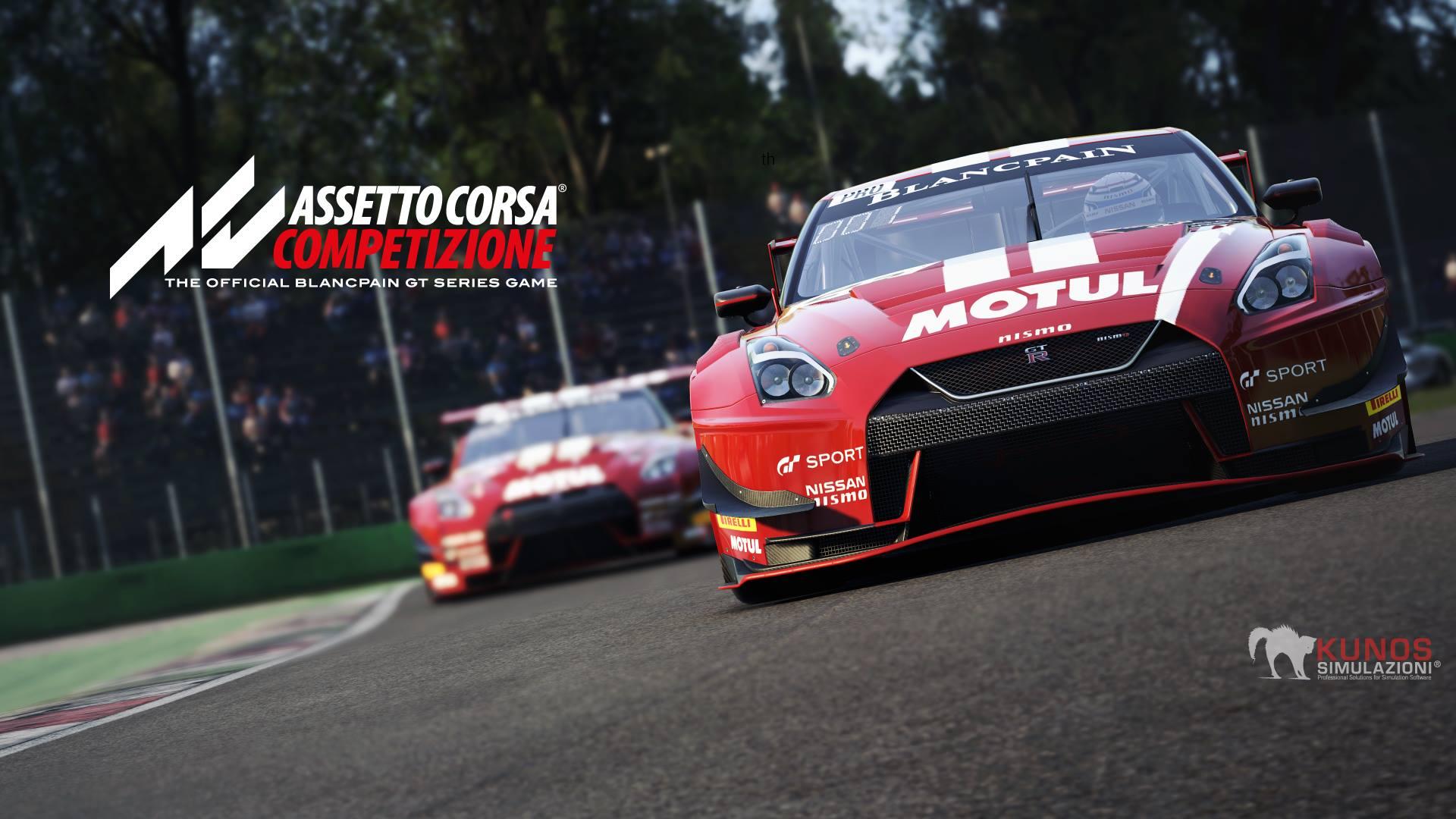 Assetto Corsa Competizione Release 6 9
