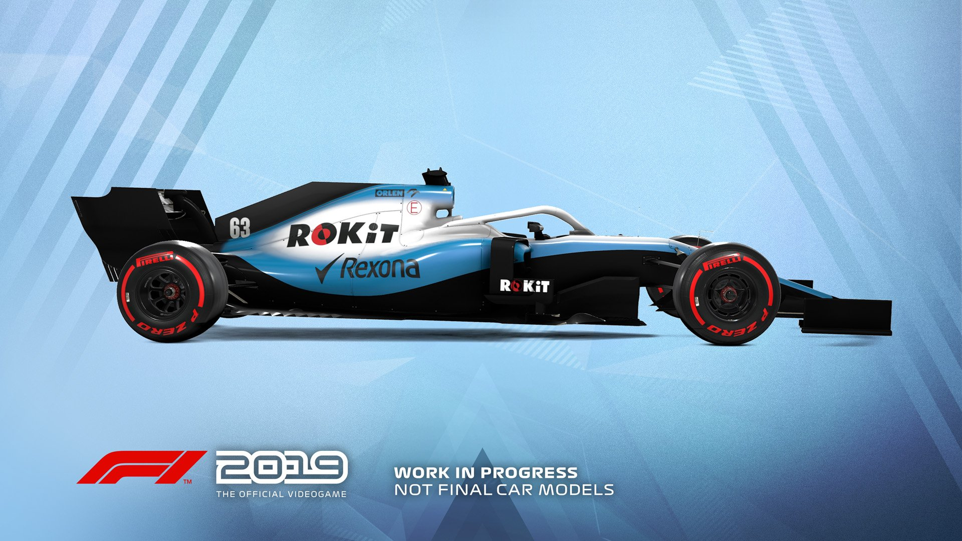 F1 2019 Announcement Williams