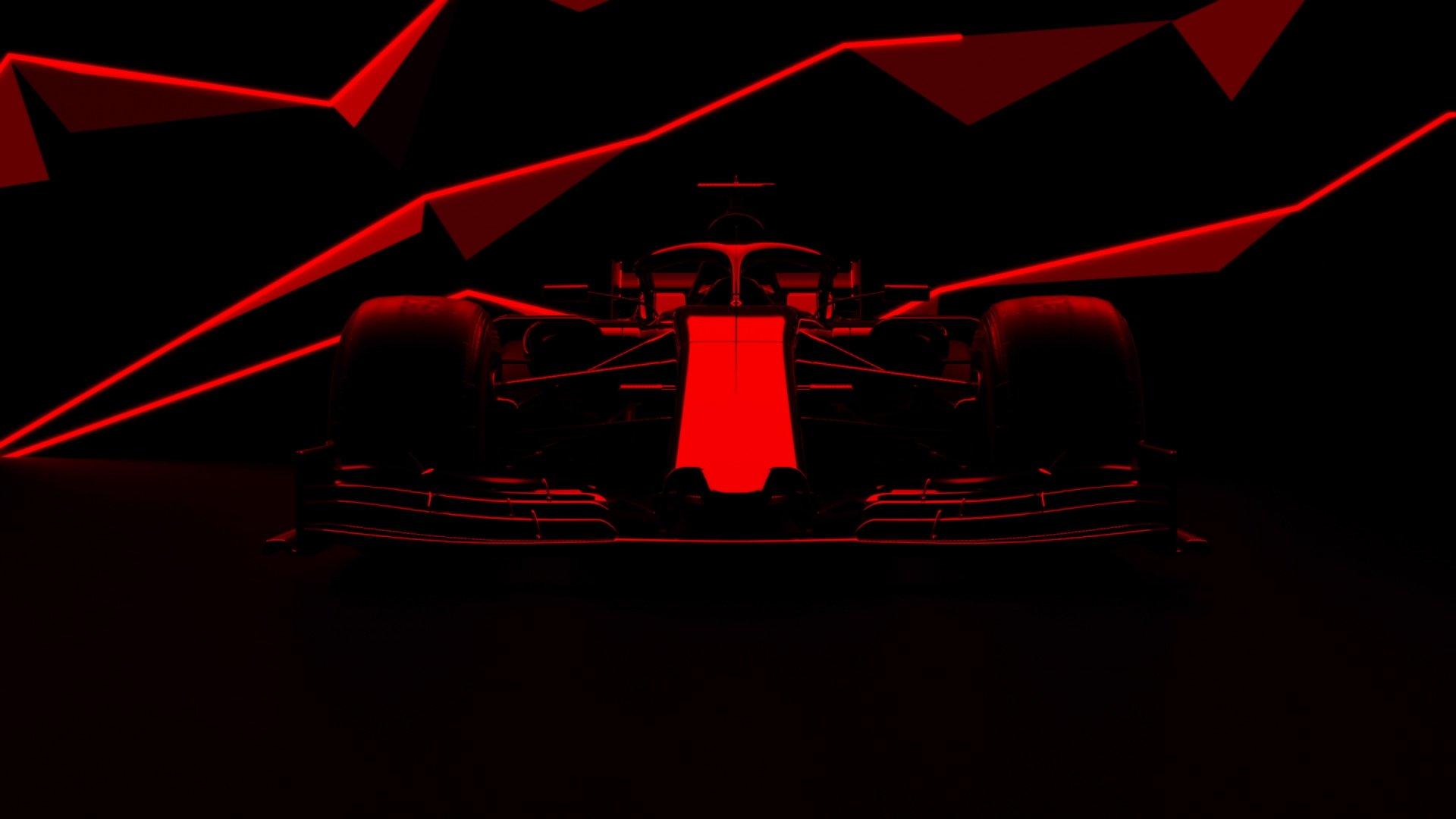 F1 2019 announcement banner