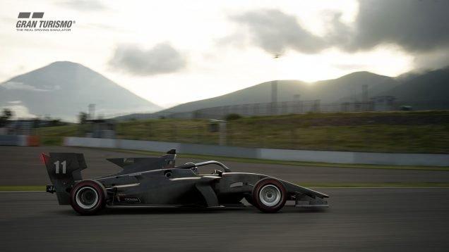 Gran Turismo Sport March Additional Free Update SF1 6