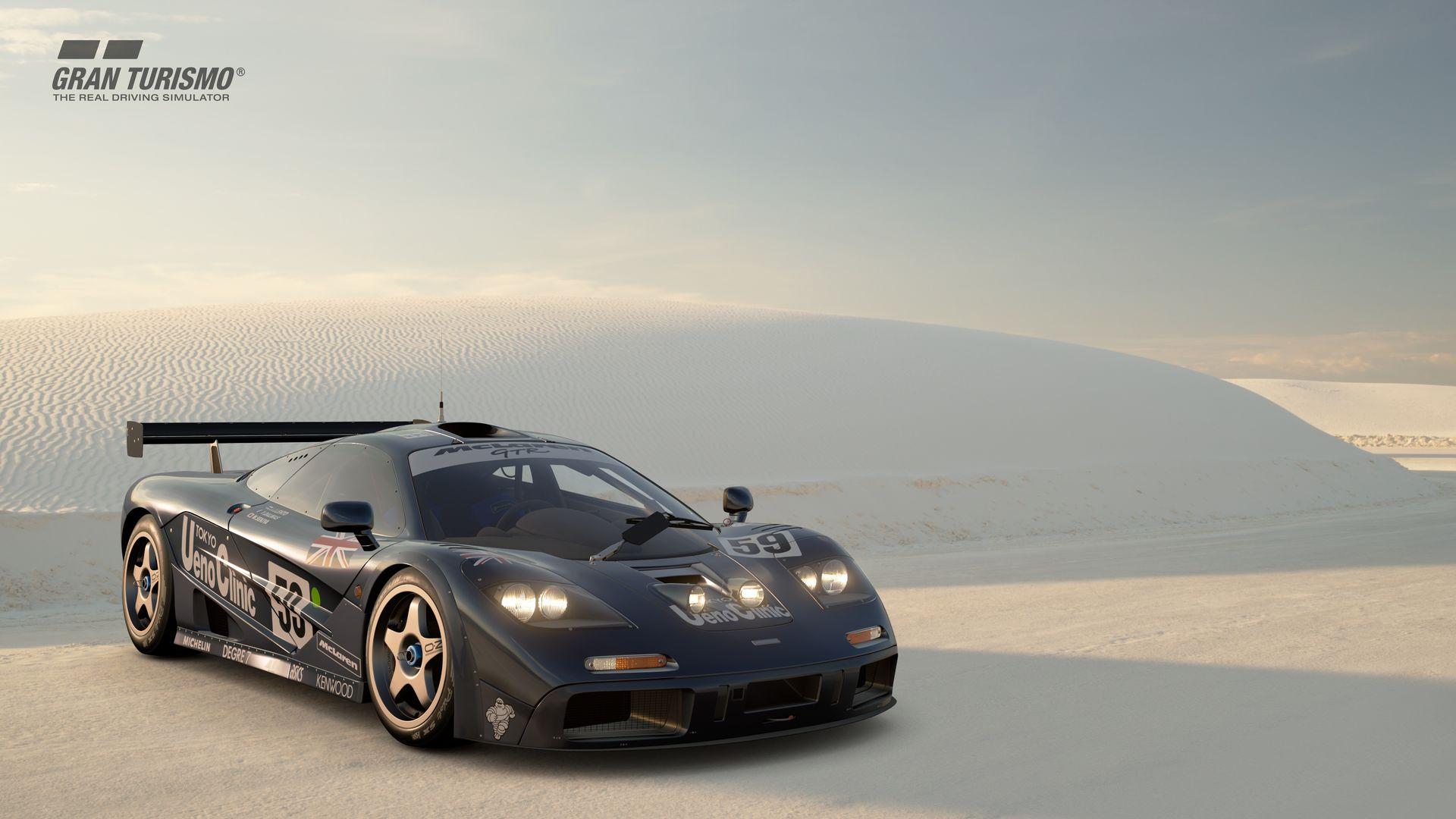 Gran Turismo Sport March Content Update 4
