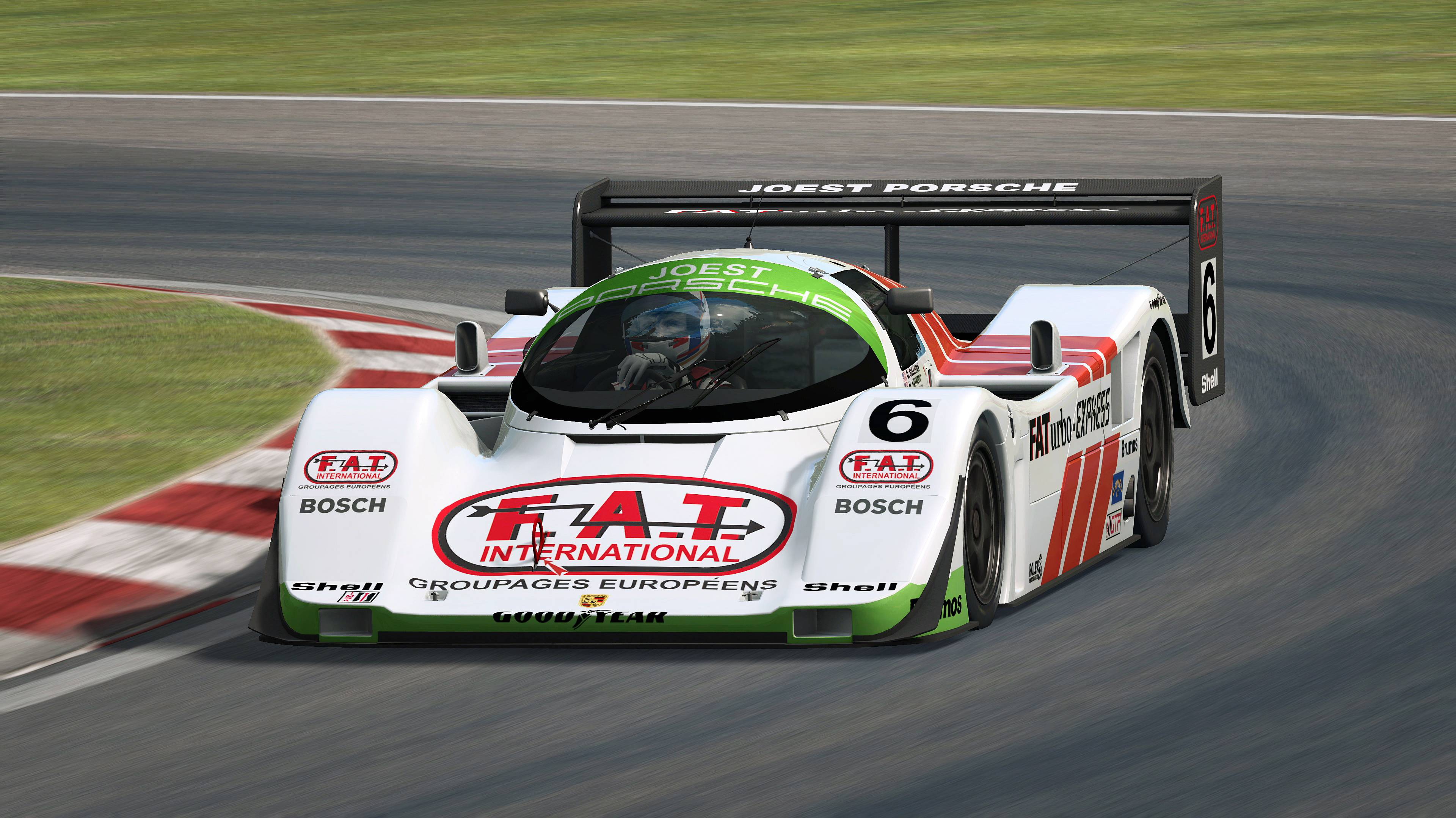RaceRoom Porsche 962 C and Nissan R90CK announcement 3