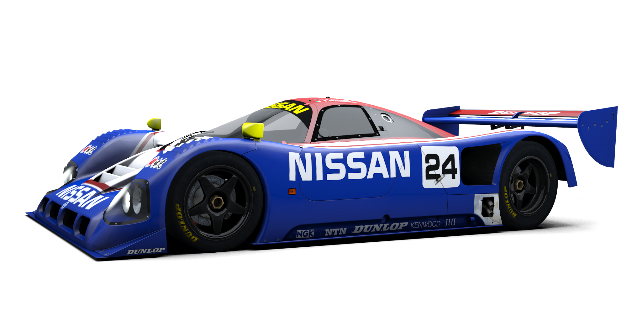 RaceRoom Porsche 962 C and Nissan R90CK announcement 4