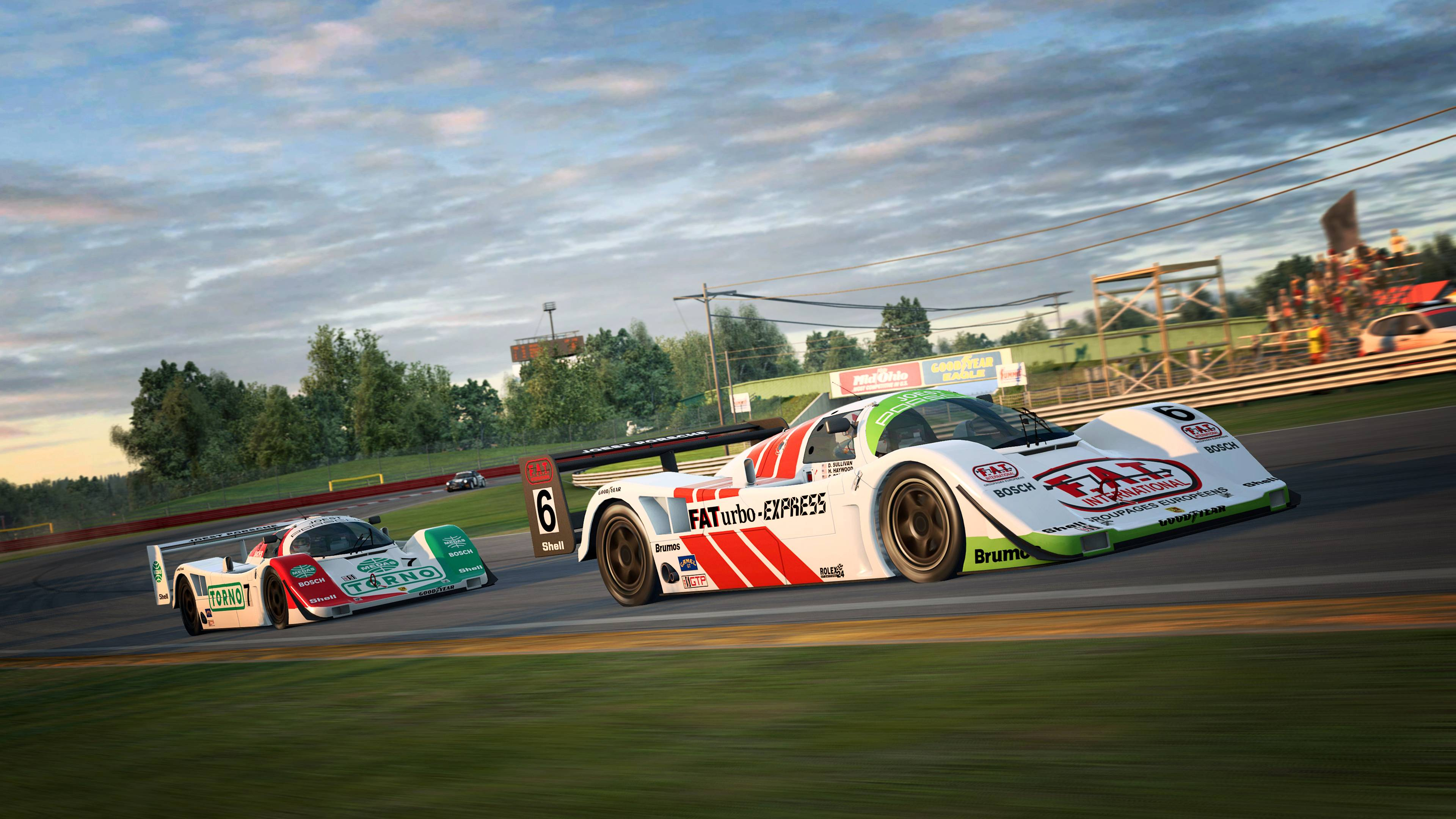 RaceRoom Porsche 962 C and Nissan R90CK announcement 6