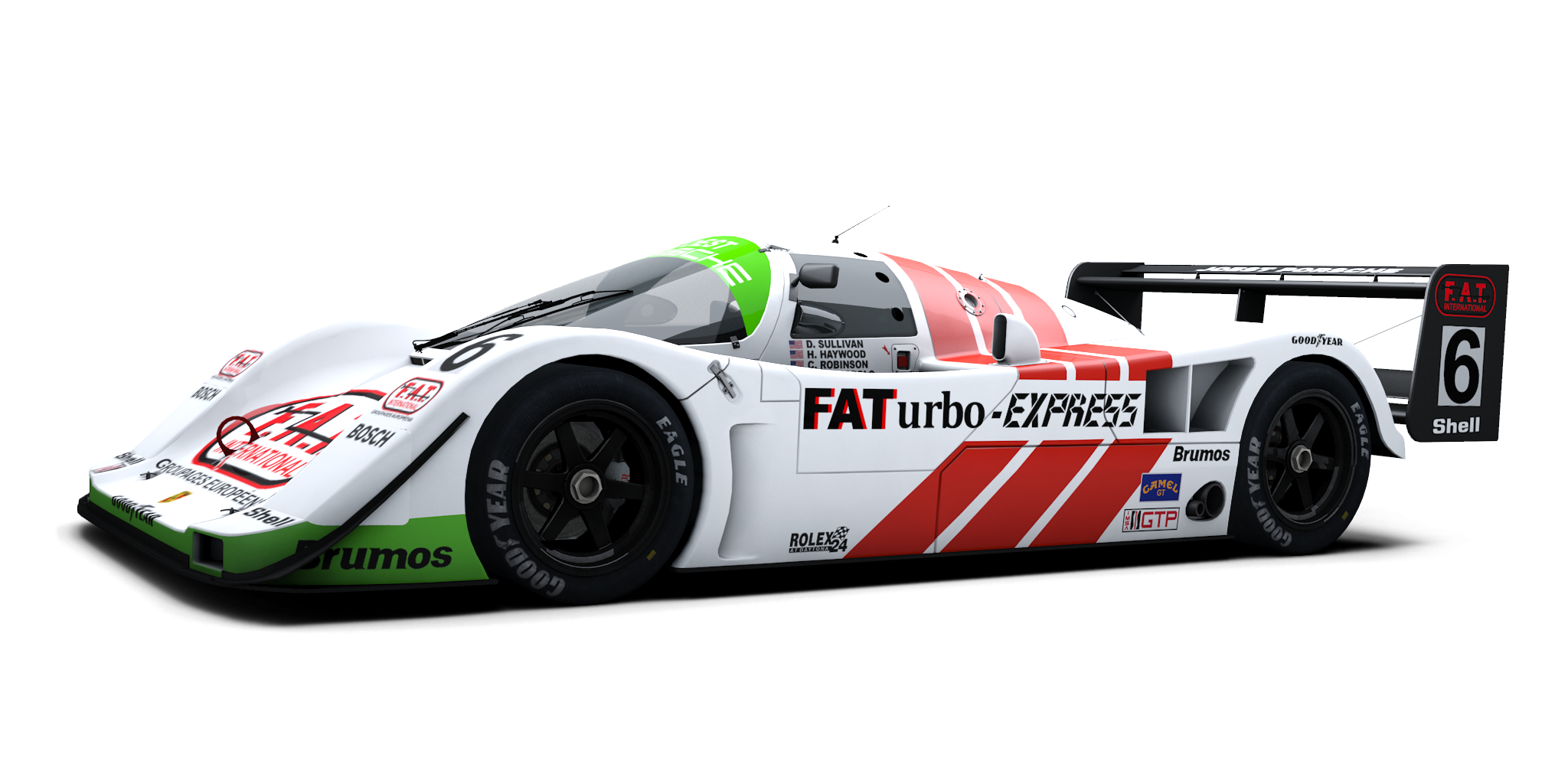 RaceRoom Porsche 962 C and Nissan R90CK announcement 8