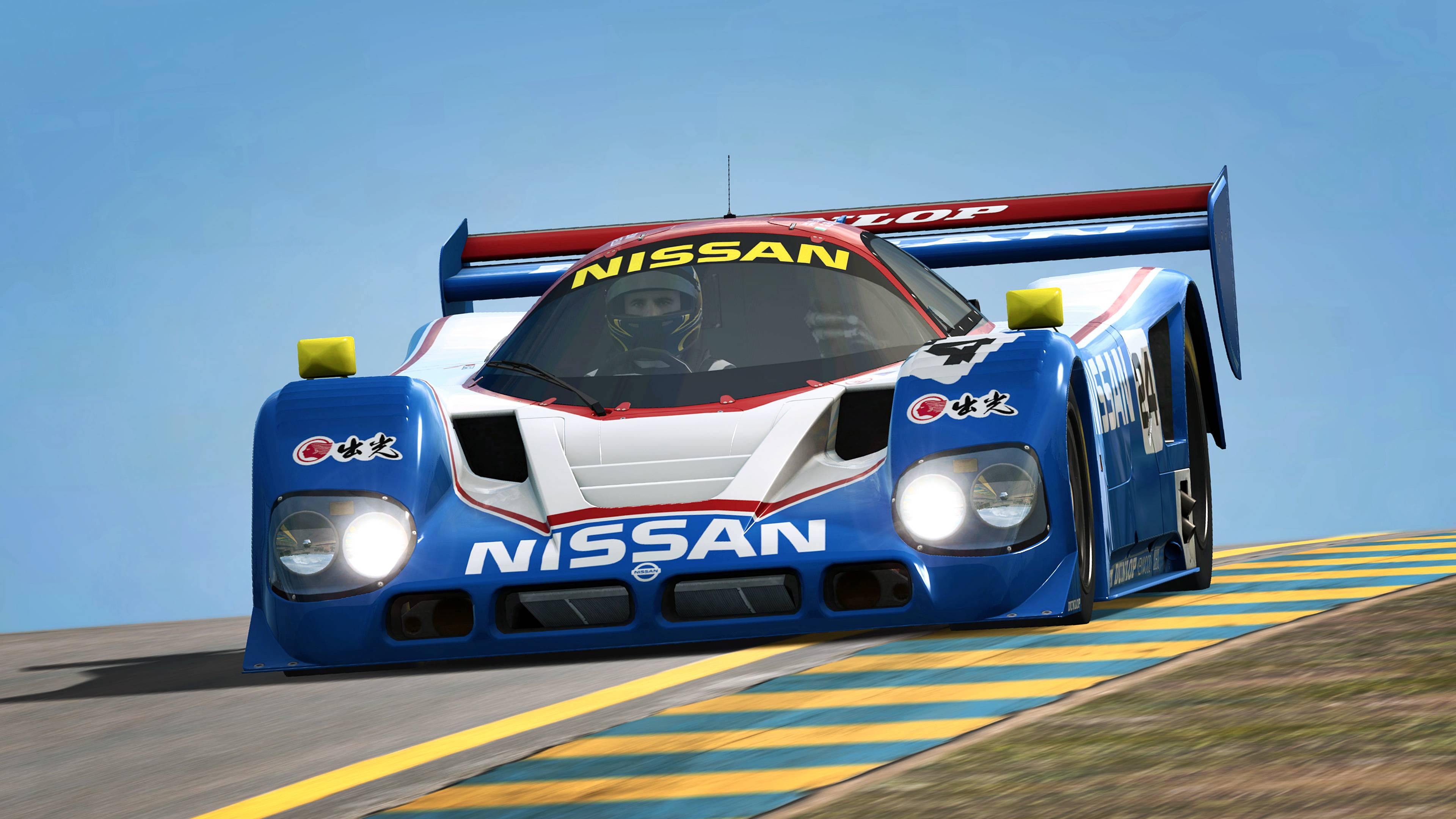 RaceRoom Porsche 962 C and Nissan R90CK announcement 9