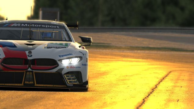 iRacing 2019 Season 2 Build BMW M8 GTE Release