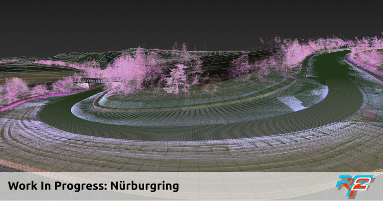 rFactor 2 March Roadmap Nurburgring 3