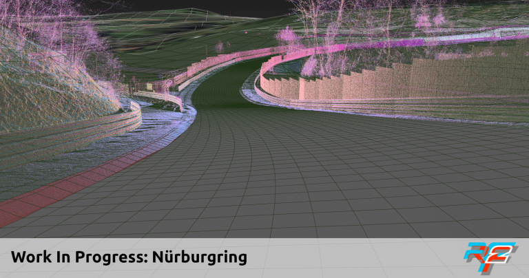 rFactor 2 March Roadmap Nurburgring 4