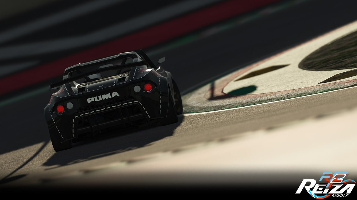 rFactor 2 March Roadmap Reiza Pack Preview 2