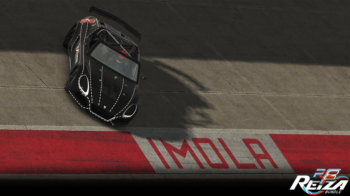 rFactor 2 March Roadmap Reiza Pack Preview 6