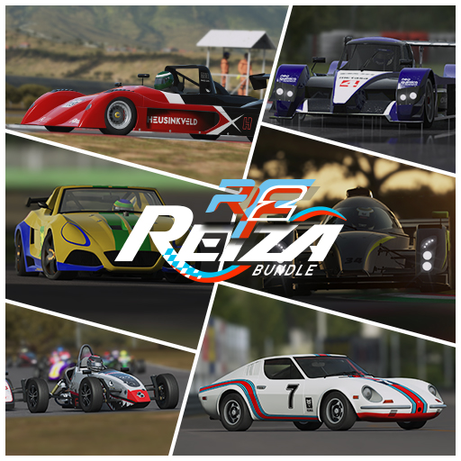 rFactor 2 Reiza Pack Cover