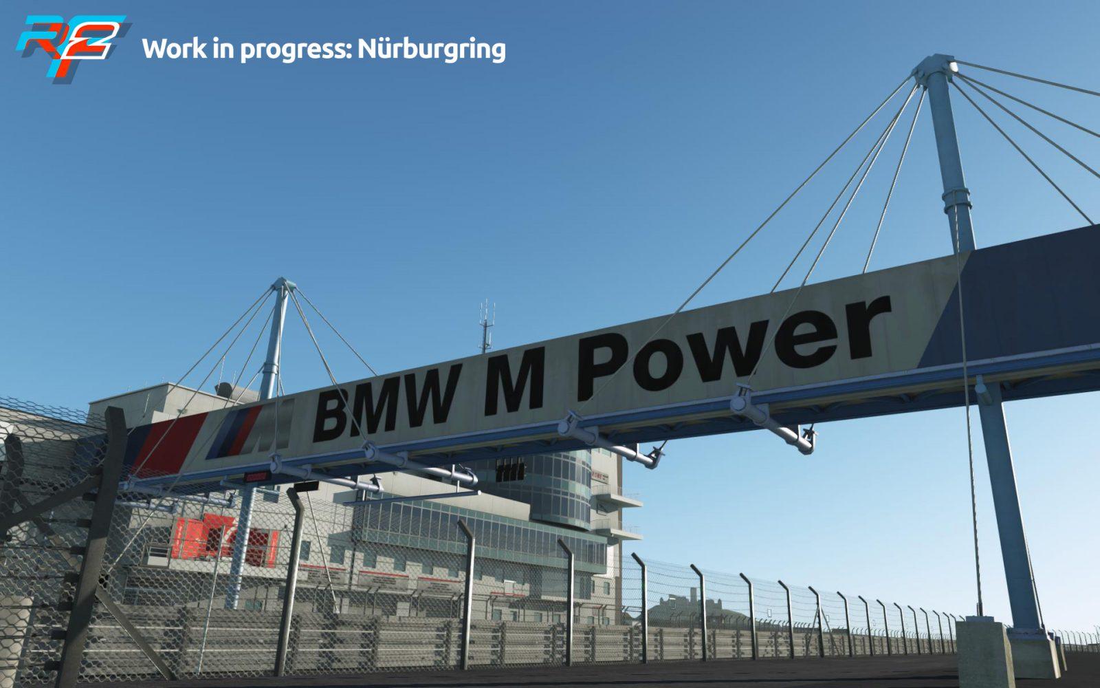 rFactor 2 April Roadmap Update Nurburgring Preview 1